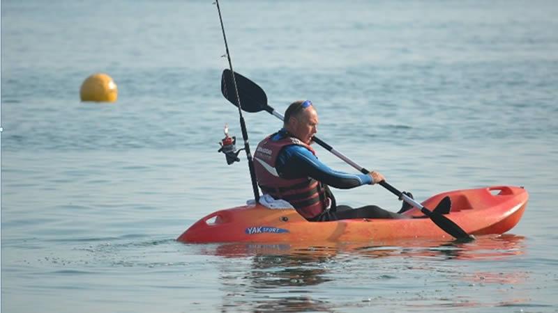 New Smyrna Beach Kayak Fishing