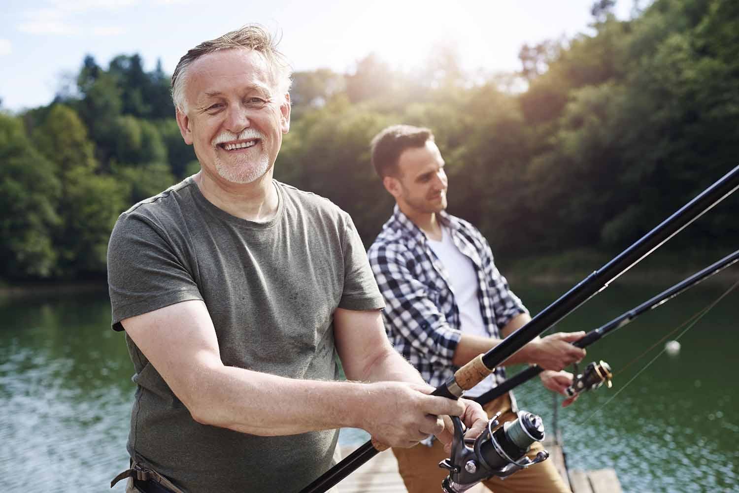 9 Reasons Why Fishing is Good for You