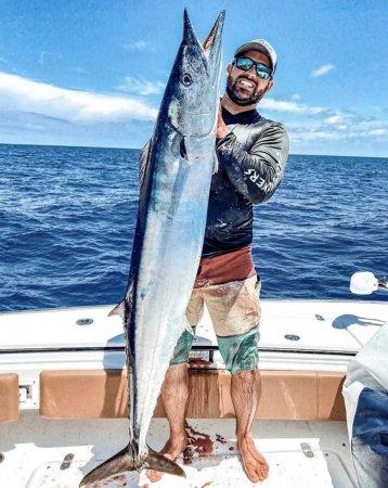 Wahoo Fish - Northeast Florida