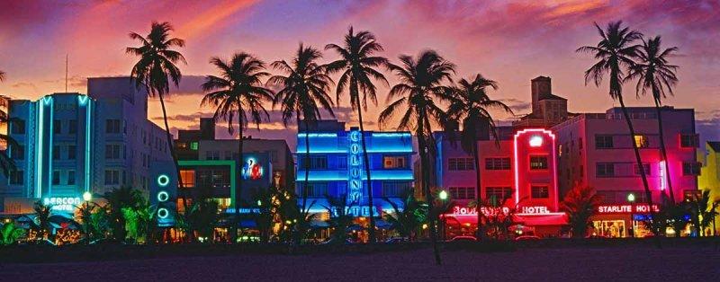 Famous tourist destinations in Miami South Beach - Prime Destination