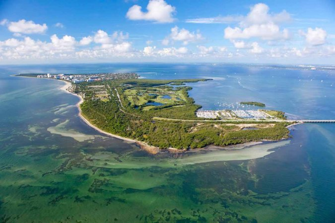 Key Biscayne - Island Paradise - White sand beaches