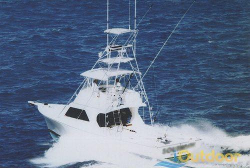 The Keys FL Fishing Boats