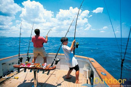 Cape Coral deep sea fishing charters in Florida