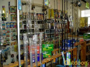 Fishing Charters tackle and equipment