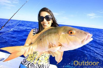 Miami Mutton Snapper Fishing