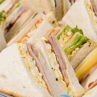 Sandwiches Platter for Fishing Catering Cocoa Beach Florida