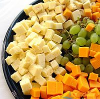 Cheese Platter for Fishing Catering Cocoa Beach Florida