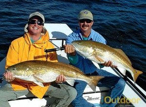 Redfish Fishing iCAST Orlando 2014
