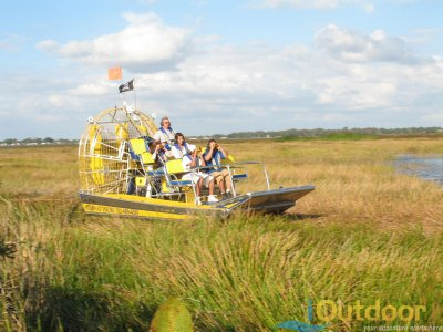 Air Boat Ride