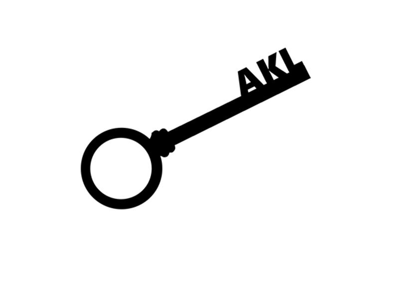 AKL Security Solutions Key Logo
