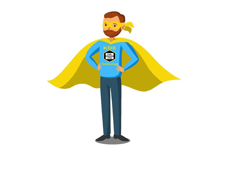 KDE Technology Superhero