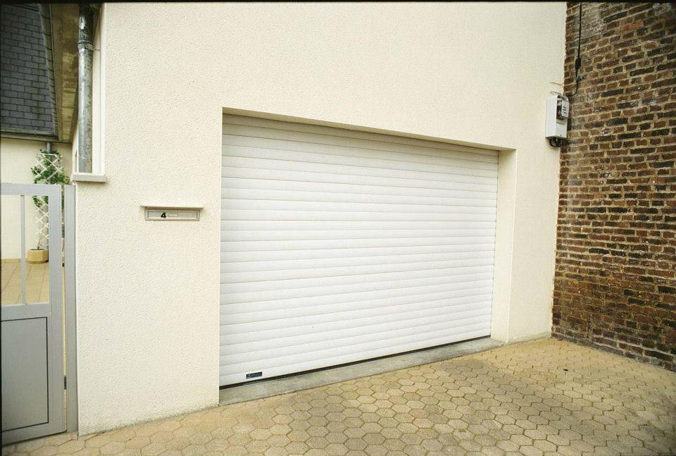 Votre Porte De Garage Enroulable Sur Mesure