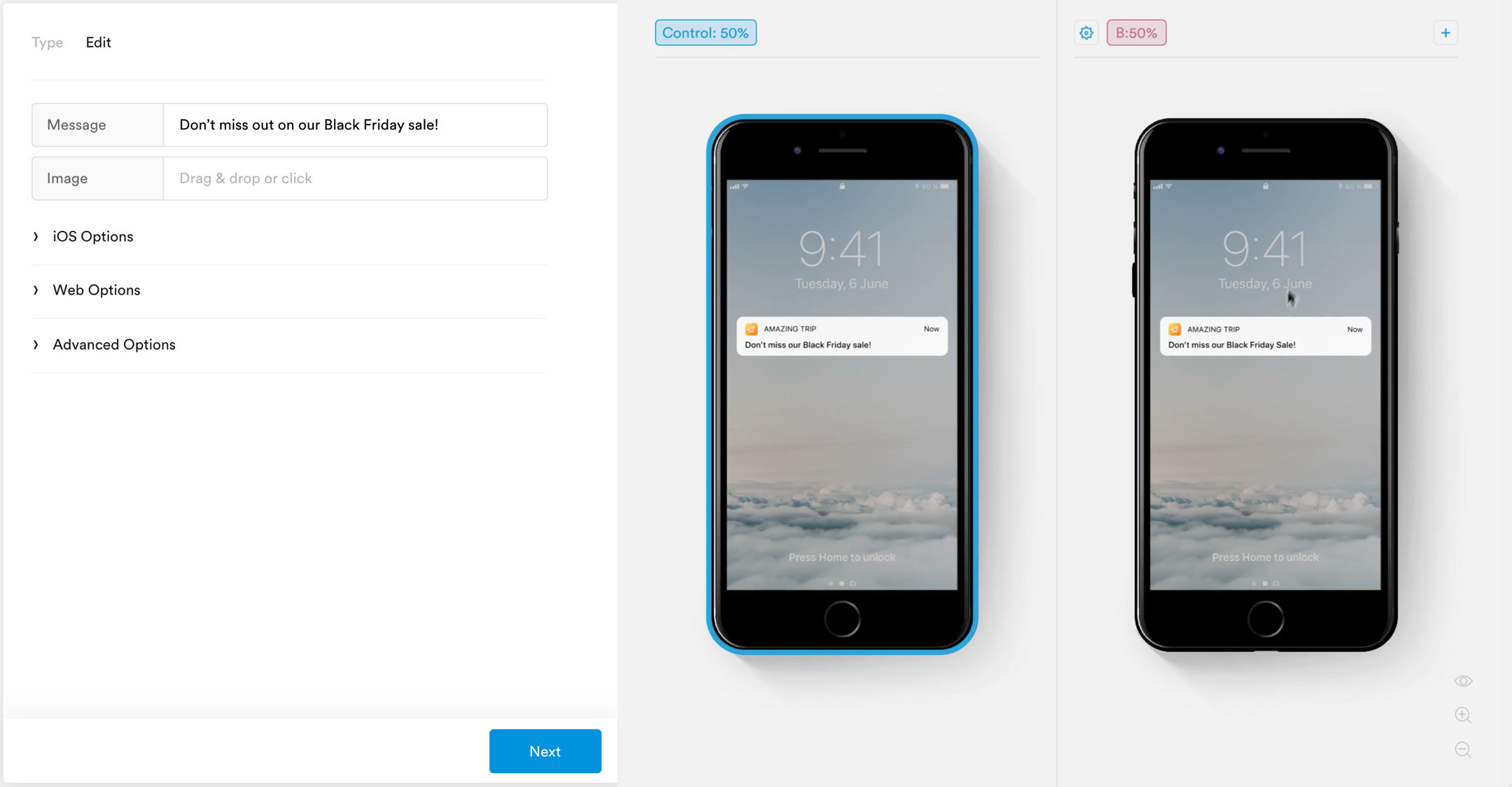Mobile A/B Testing in Real-time to Improve ROI | Leanplum
