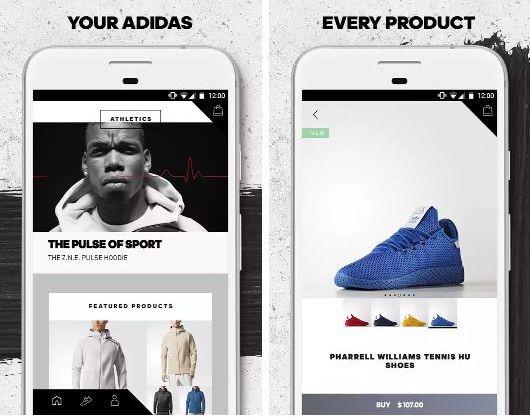 adidas mvs app