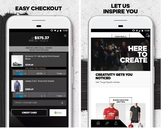 adidas mvs app suite