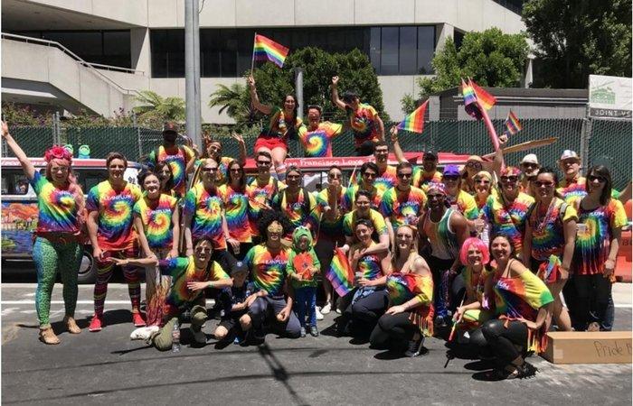 Bay Area Companies Pride