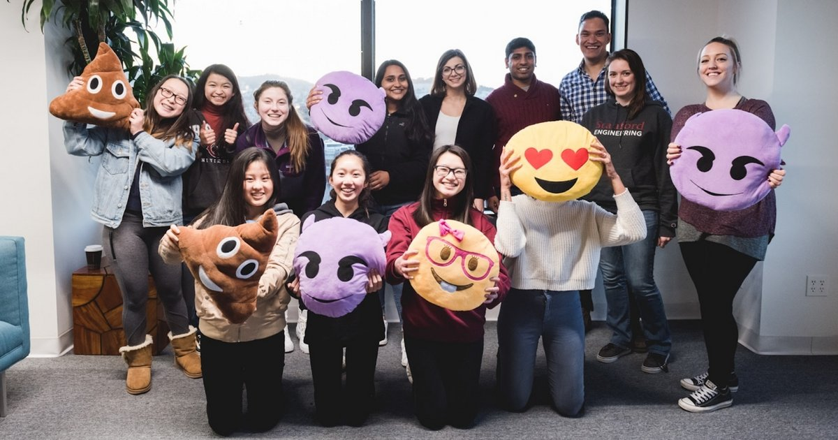 Girls Who Code Feature Leanplum