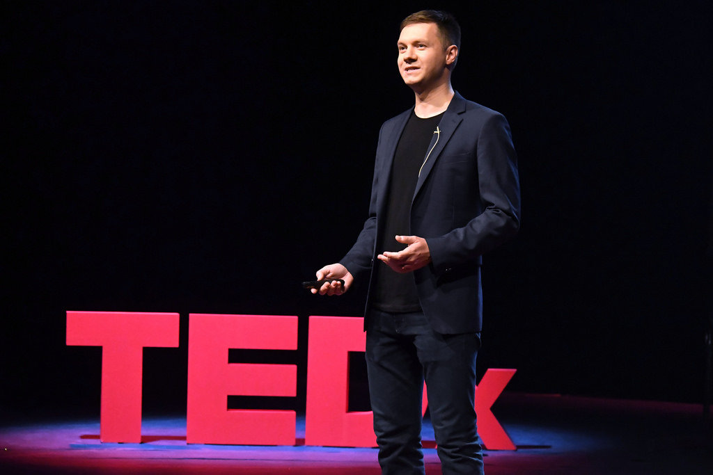 [TEDxVitosha Recap] A Corporate Culture of Happiness