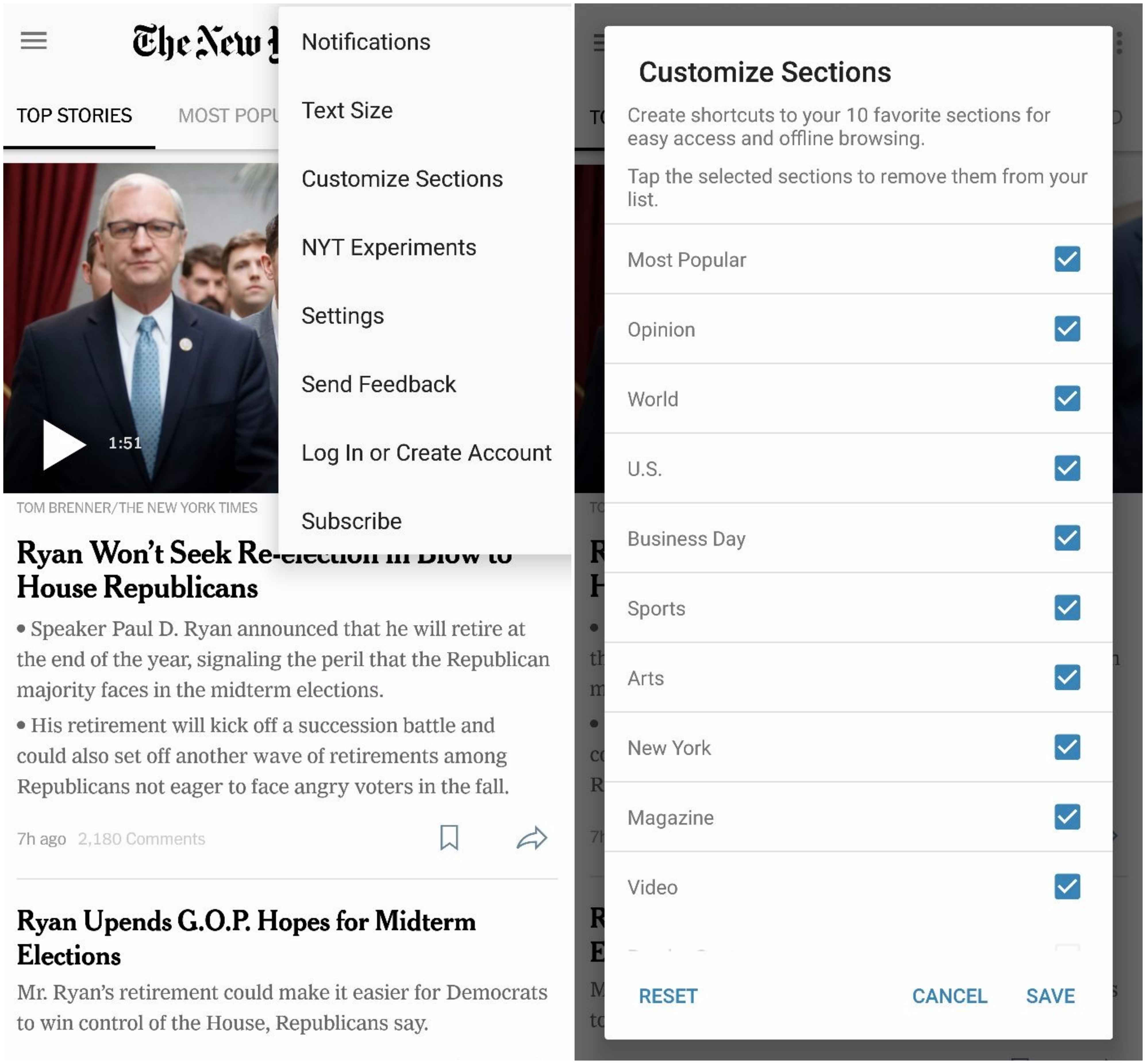 app engagement new york times personalization