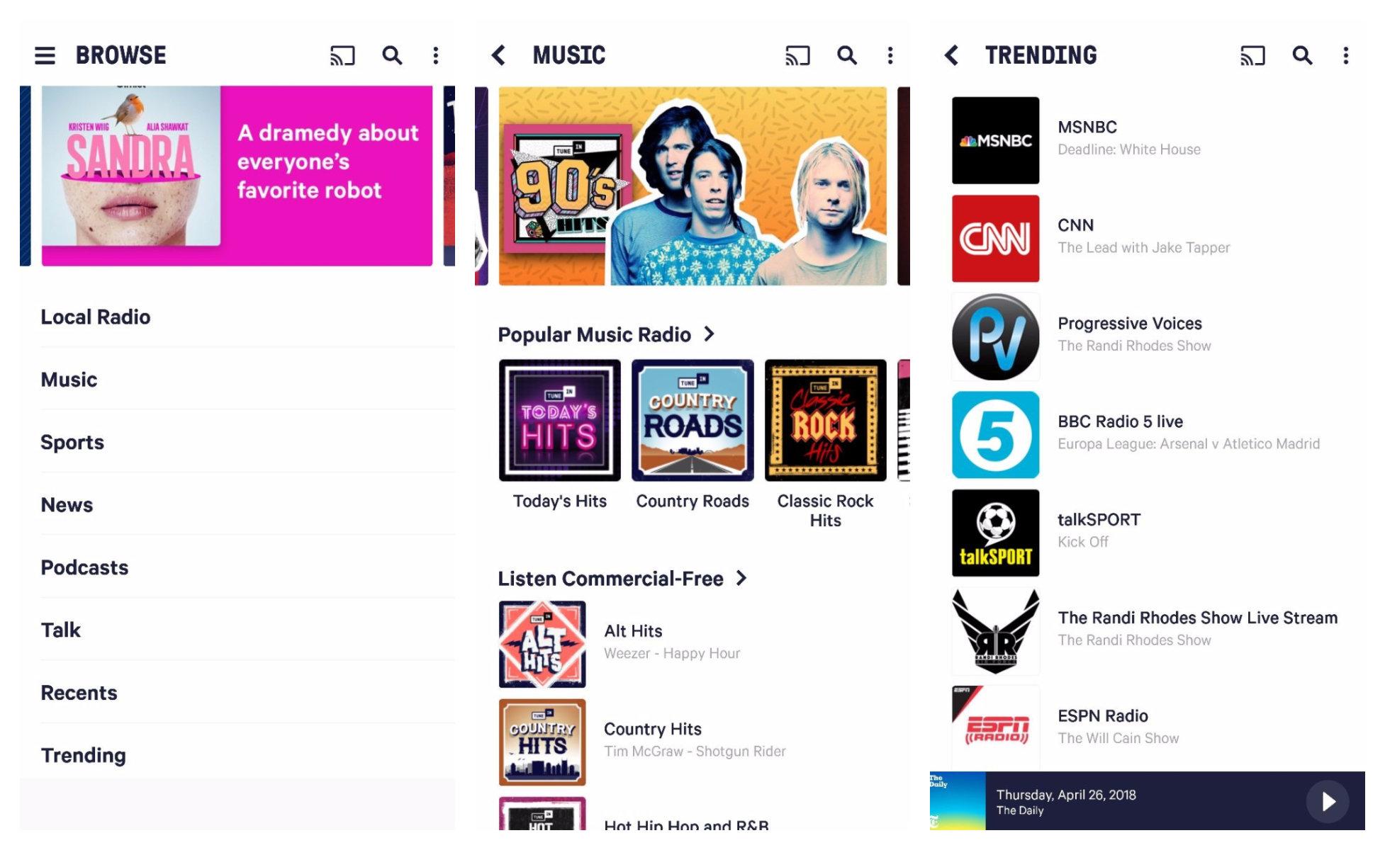 TuneIn Engagement Analysis: 100K Radio Stations, 1 App | Leanplum