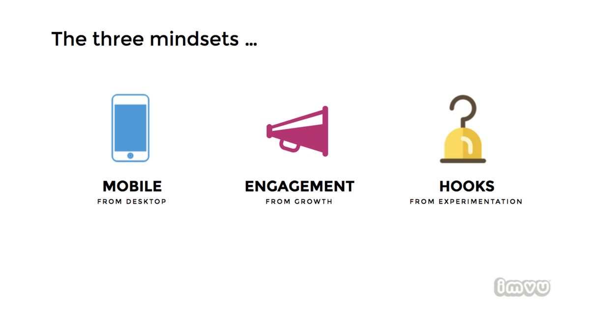 mobile engagement mindsets