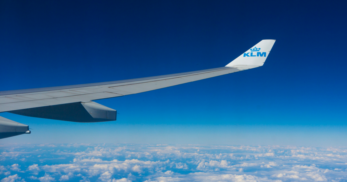KLM Engagement Analysis: The World's Oldest Airline Goes Mobile