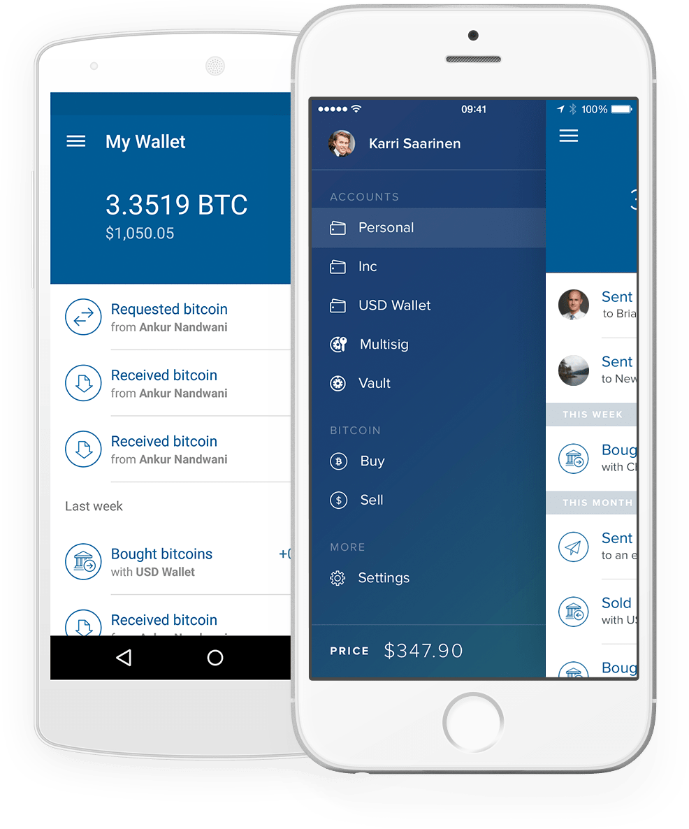 coinbase mobile customer engagement
