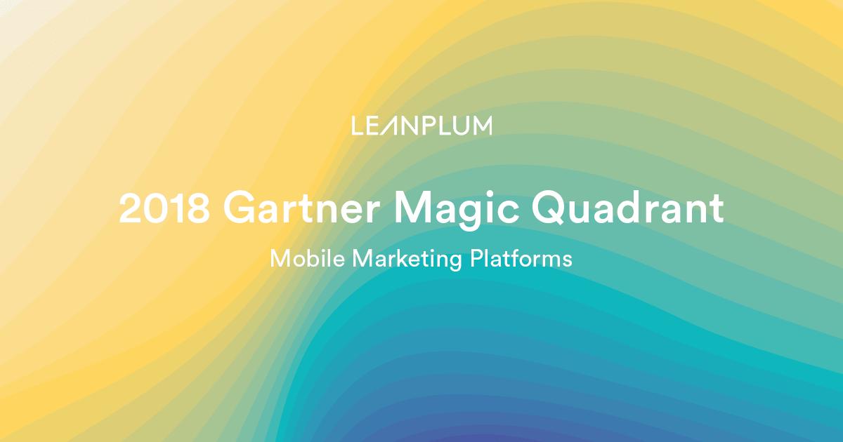 2018 gartner magic quadrant blog