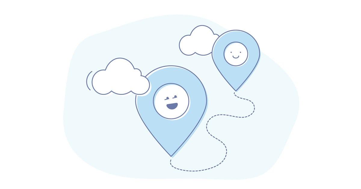 location based mobile marketing blog