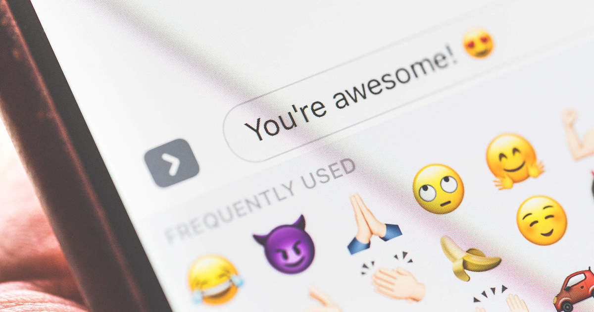 Five Tips For Upping Your Emoji Marketing Game