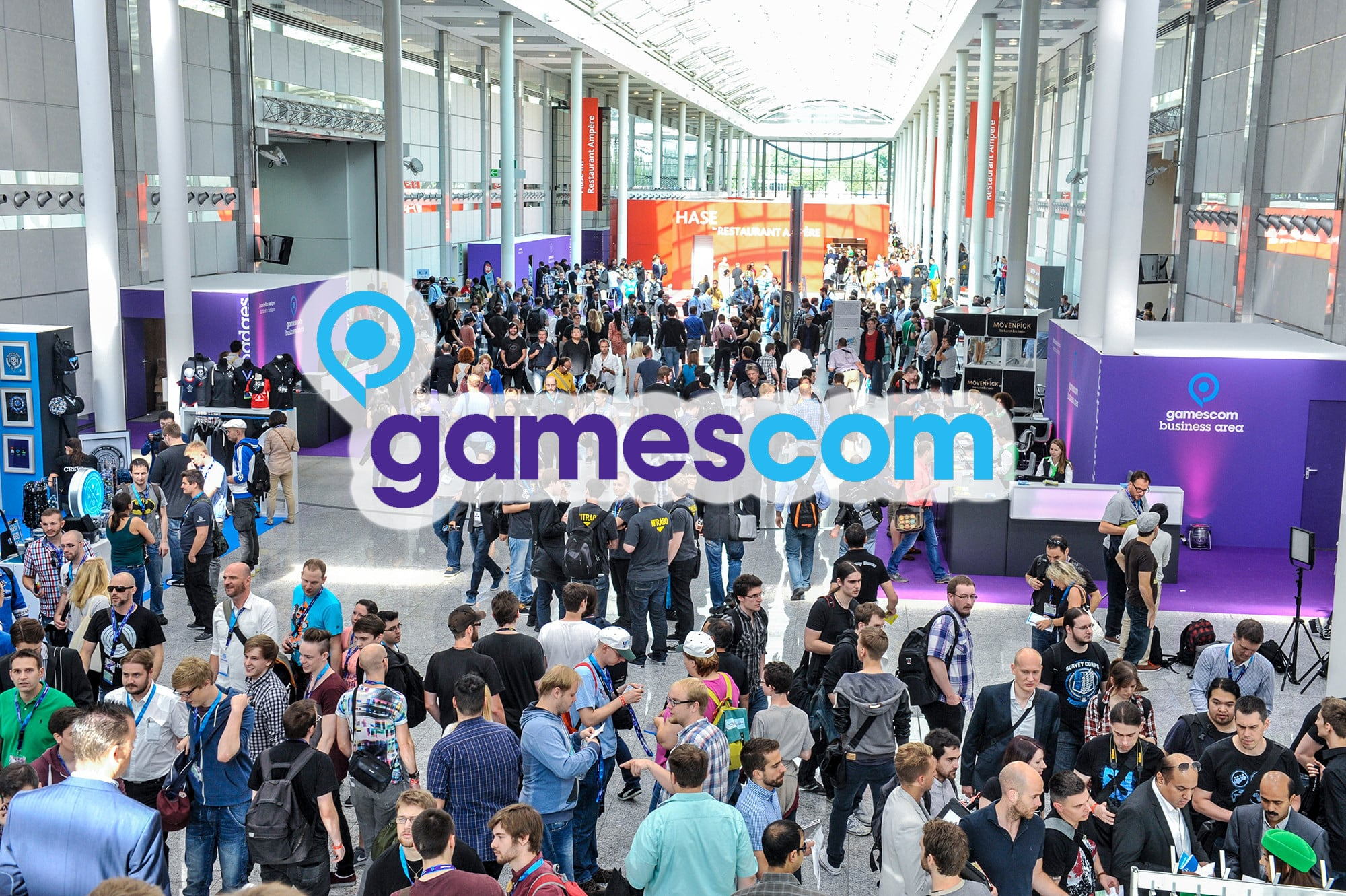 gamescom 2019 - Cologne, Germany