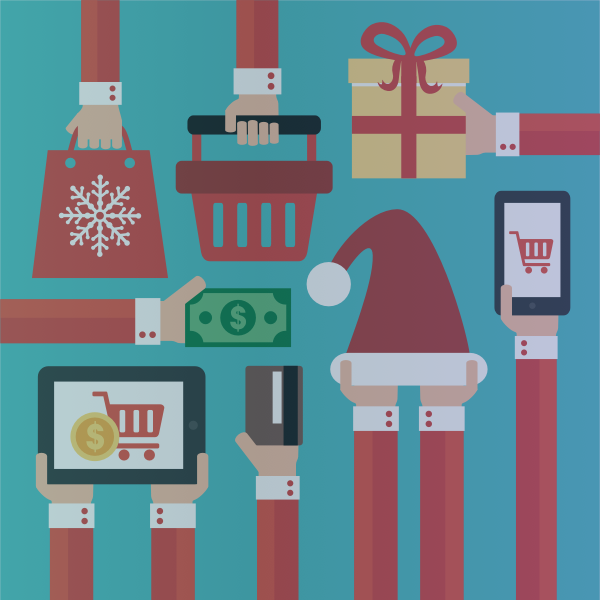 Online Shopping Dominates the Holidays