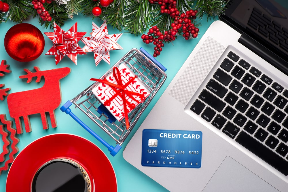 SURVEY: All of Us Are Mostly Shopping Online This Holiday