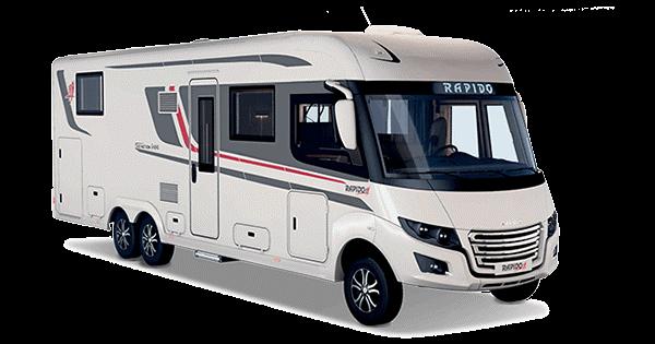 camping car rapido integral