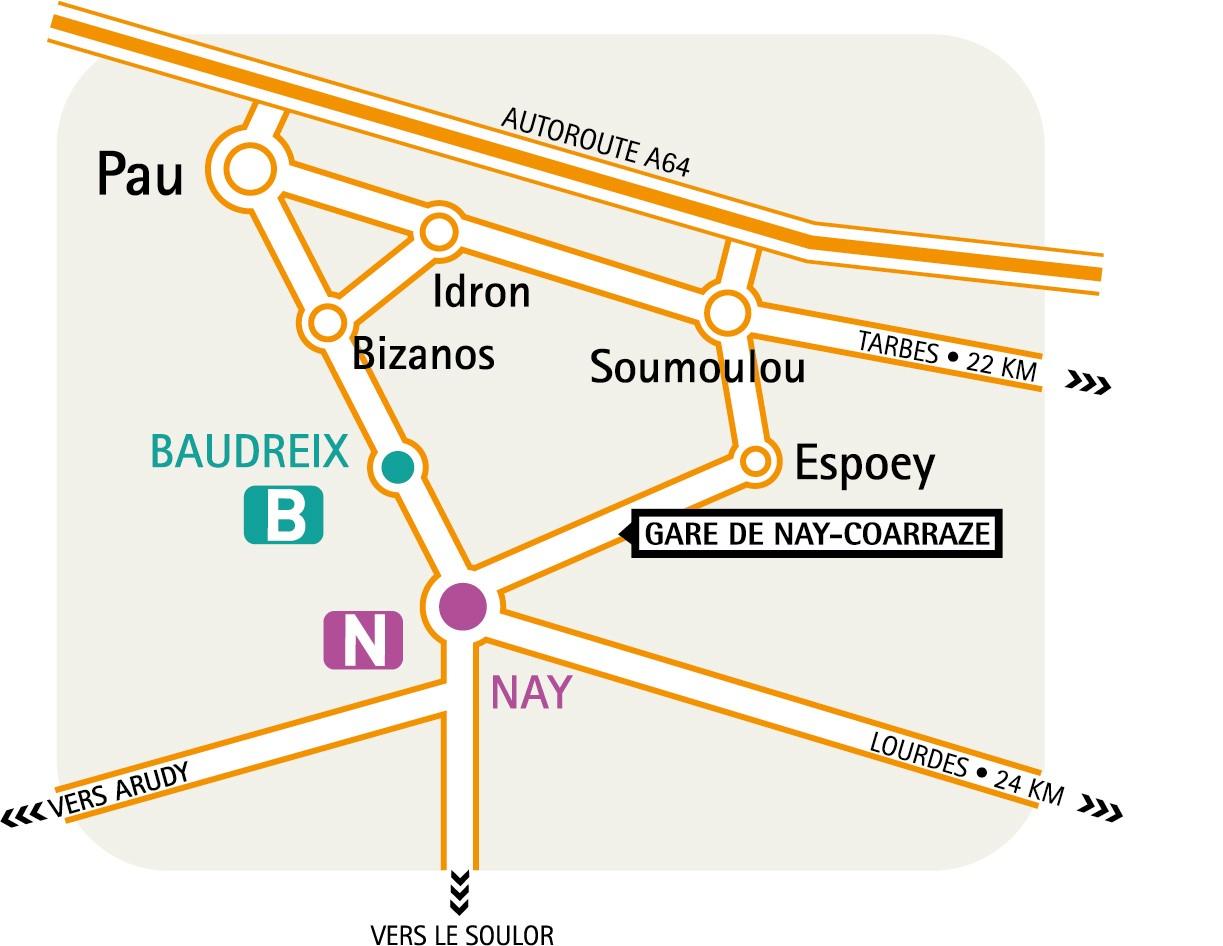 Lycée Technologique Privé Nay-Baudreix - Info Pratique