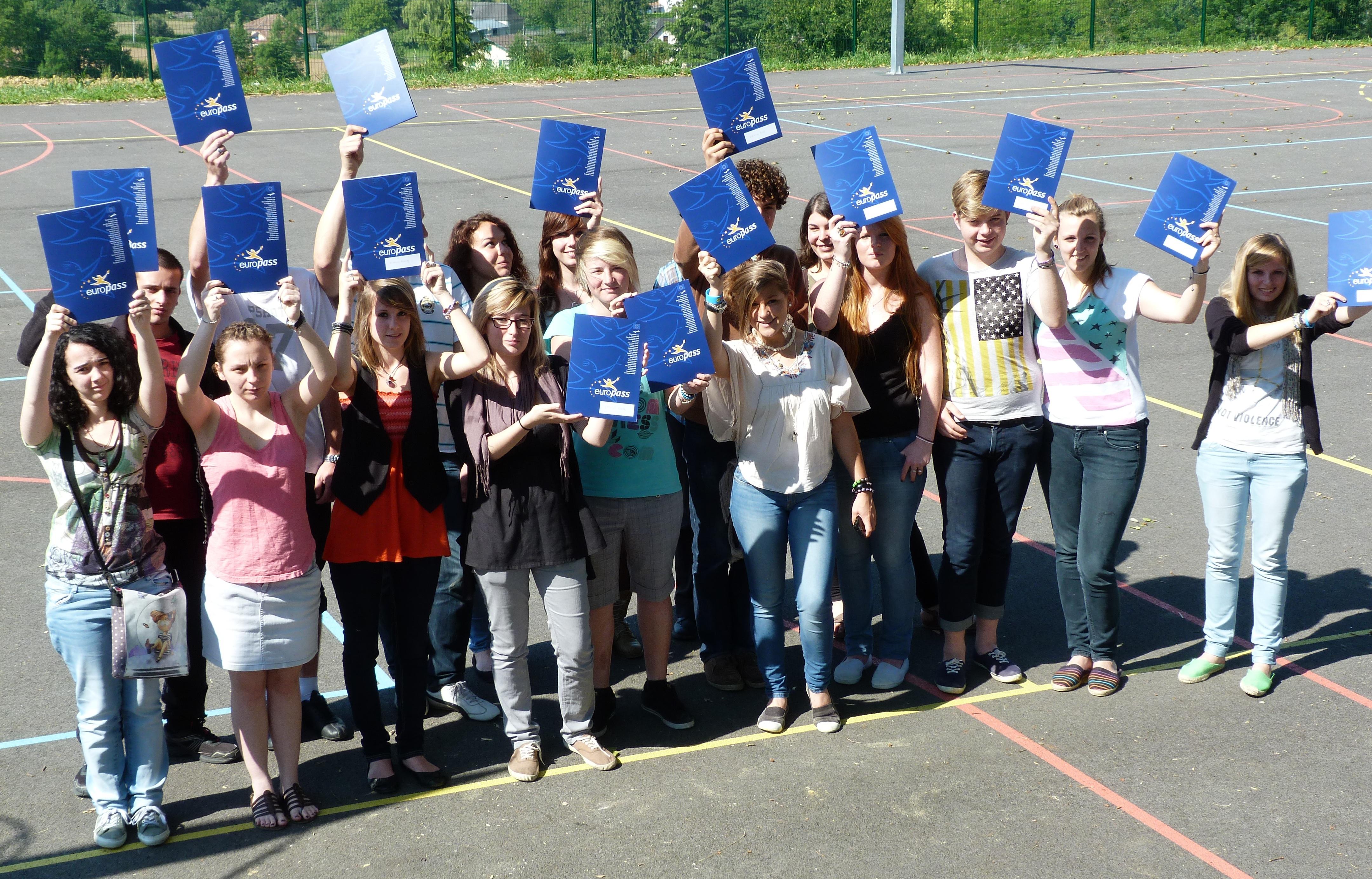 Lycée LARPS Mauléon-Soule - Etudiants