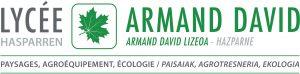 Logo Lycée Armand David Hasparren