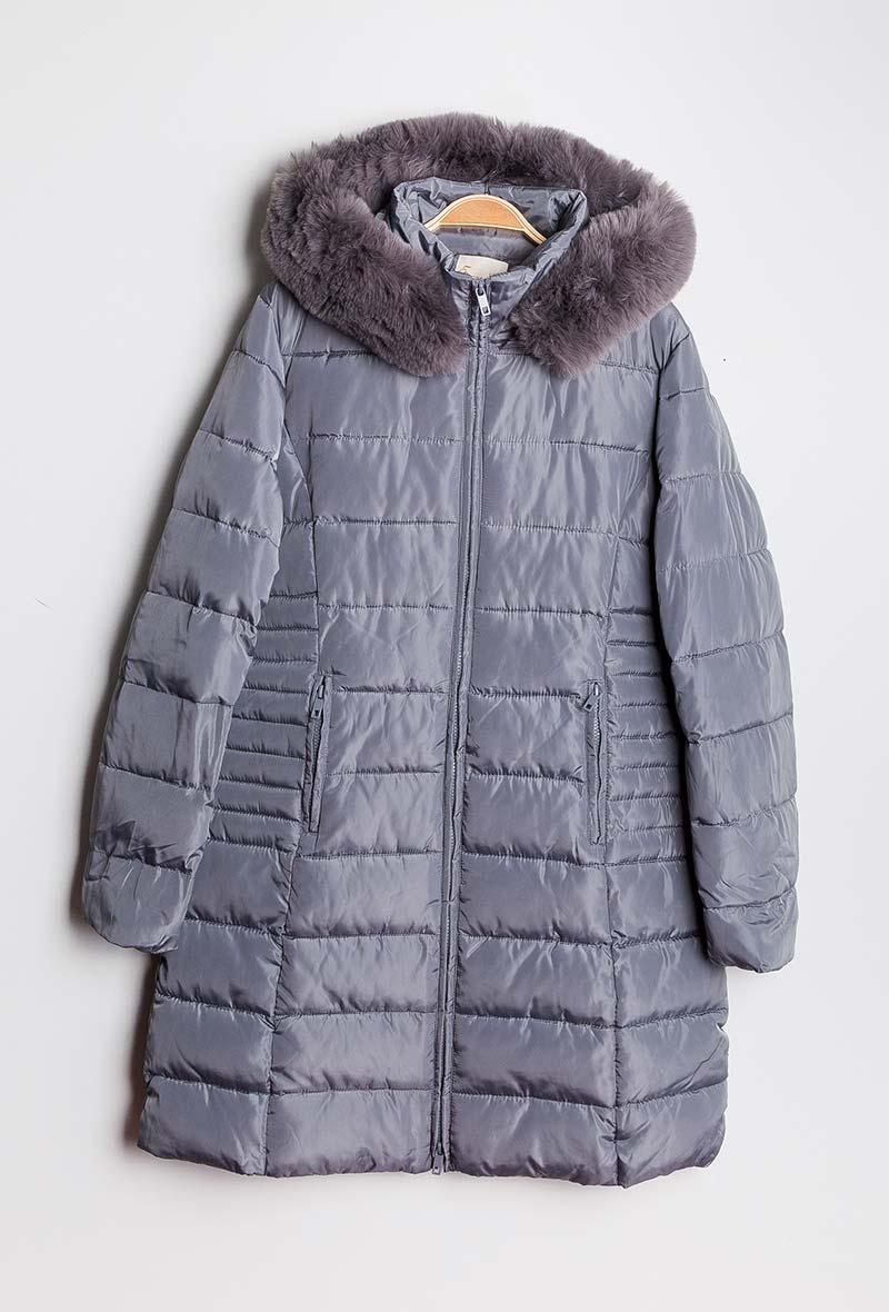 Padded coat Escandelle   PARIS FASHION SHOPS