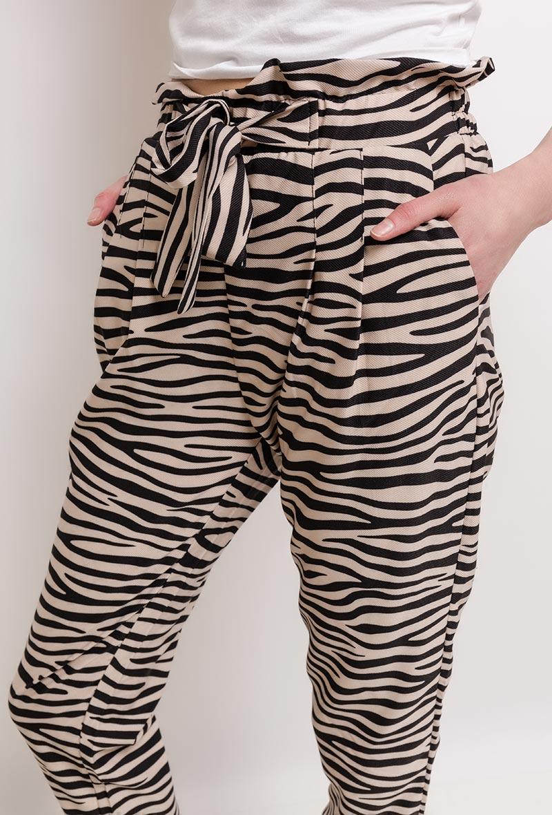 moda Pantalones París Estampados LuizaccoTiendas Cebra de de EWD2H9IY