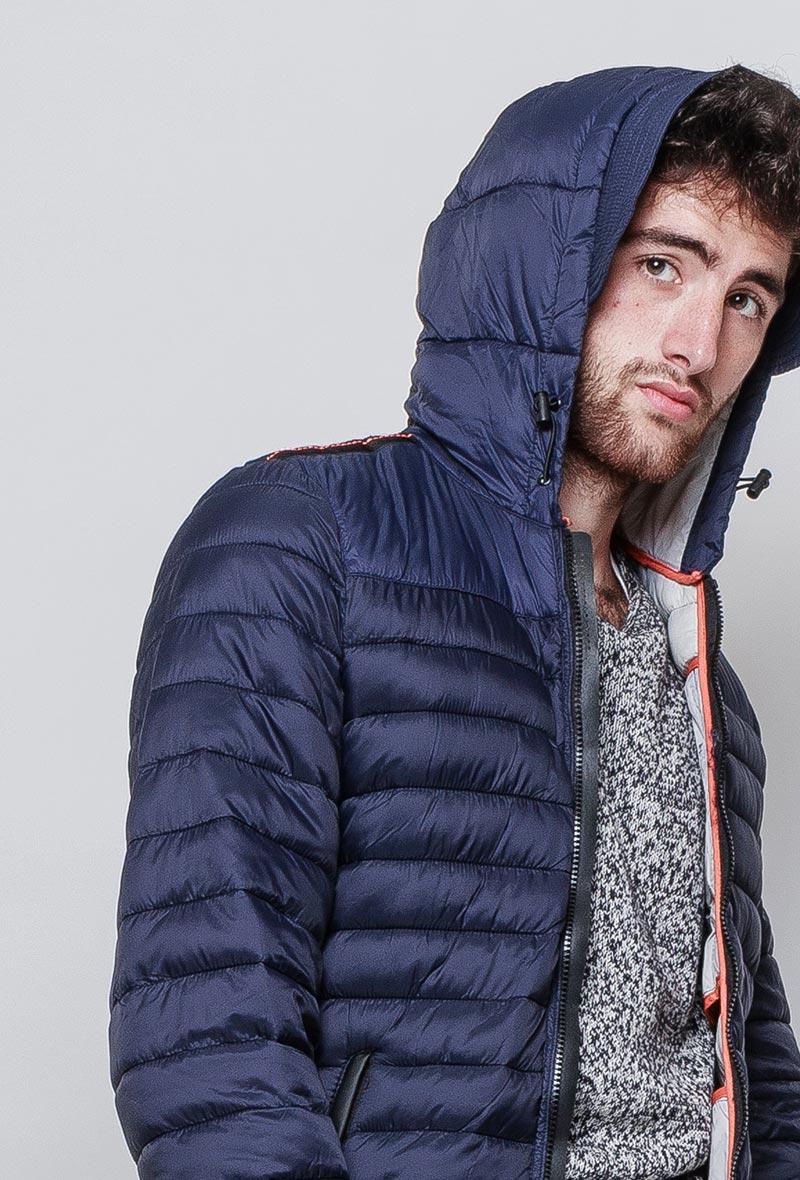 S3c Doudoune Paris Shops Fashion Capuche À zqEqPR
