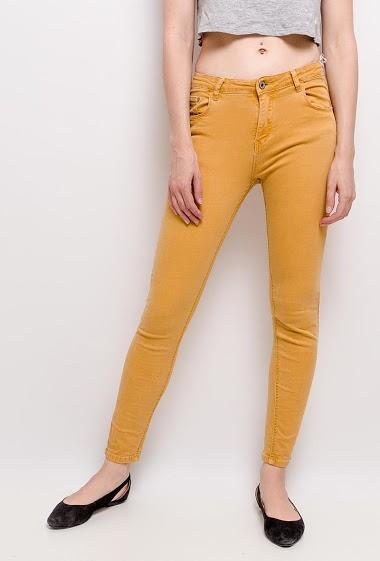 ALINA pants slim CIFA FASHION