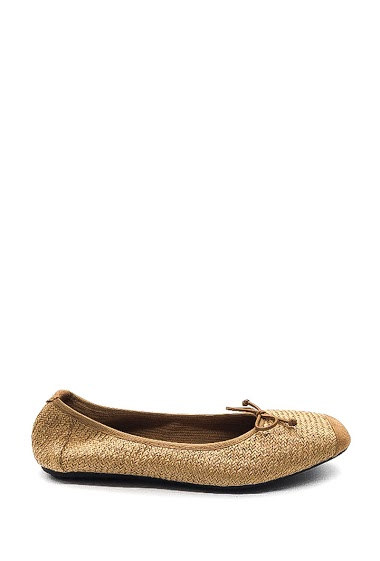 ANOUSHKA (SHOES) ballerine di paglia CIFA FASHION