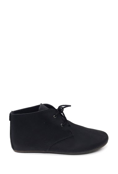 ANOUSHKA (SHOES) leather ankle boots CIFA FASHION