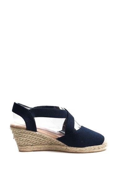 ANOUSHKA (SHOES) espadrillas con zeppa CIFA FASHION