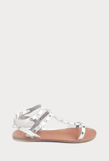 ANOUSHKA (SHOES) studded sandals CIFA FASHION