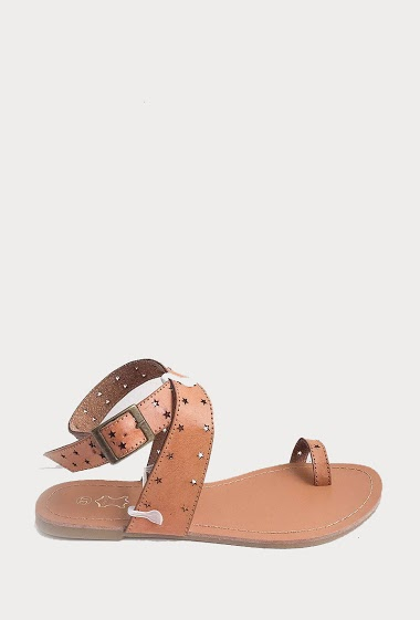 ANOUSHKA (SHOES) sandals with star patterns CIFA FASHION