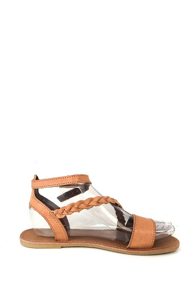 ANOUSHKA (SHOES) braided sandals CIFA FASHION