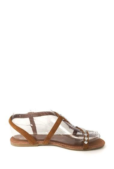 Sandales perlés