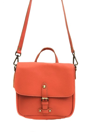 ANOUSHKA (SACS) crossbody bag in leather CIFA FASHION