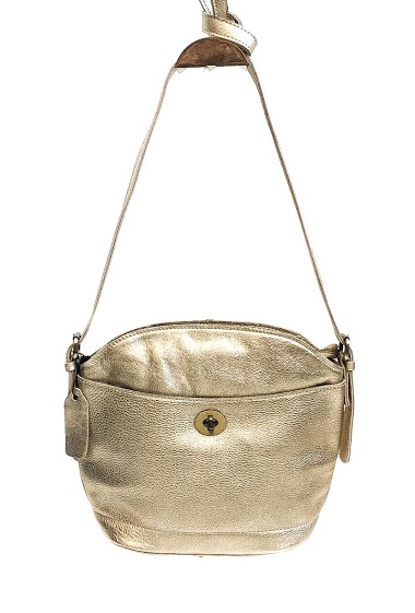ANOUSHKA (SACS) crossbody bag in cowhide leather CIFA FASHION